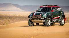 Alla Dakar 2018 ci saranno anche quattro MINI John Cooper Works Rally 4WD
