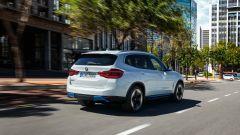 Alla guida della BMW iX3