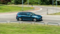 Alla guida della Ford Mondeo 2020 Hybrid Wagon