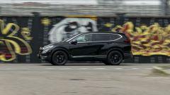 Alla guida della Honda CR-V Hybrid e:HEV