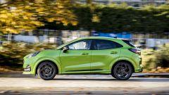 Alla guida della nuova Ford Puma ST