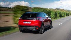 Alla guida della Peugeot 3008 2021