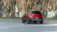 Alla guida della Renault Captur 2019