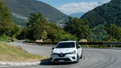 Alla guida della Renault Clio E-Tech ibrida
