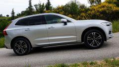 Alla guida della Volvo XC60 AWD Momentum Pro