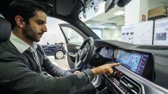 Alla scoperta dell'infotainment della nuova BMW X5
