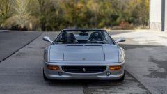 All'asta la Ferrari di Shaquille O'Neal: decisamente spaziosa