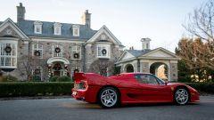 All'asta la Ferrari F50 Berlinetta Prototipo