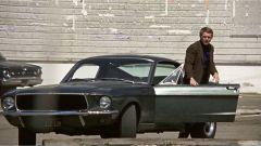 All'asta la mitica Mustang di Steve McQueen nel film Bullitt