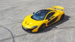 McLaren P1: all'asta la prima hypercar ibrida prodotta a Woking