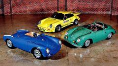 All'asta tre Porsche d'epoca del comico Jerry Seinfeld - Immagine: 1