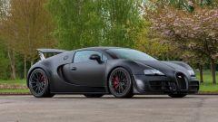 L'ultima Bugatti Veyron Super Sport prodotta all'asta in UK