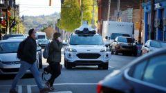 Alleanza Ford e VW guida autonoma: riconoscimento di ostacoli fino a 400 metri di distanza
