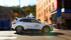 In video Ford e Volkswagen collaborazione per guida autonoma