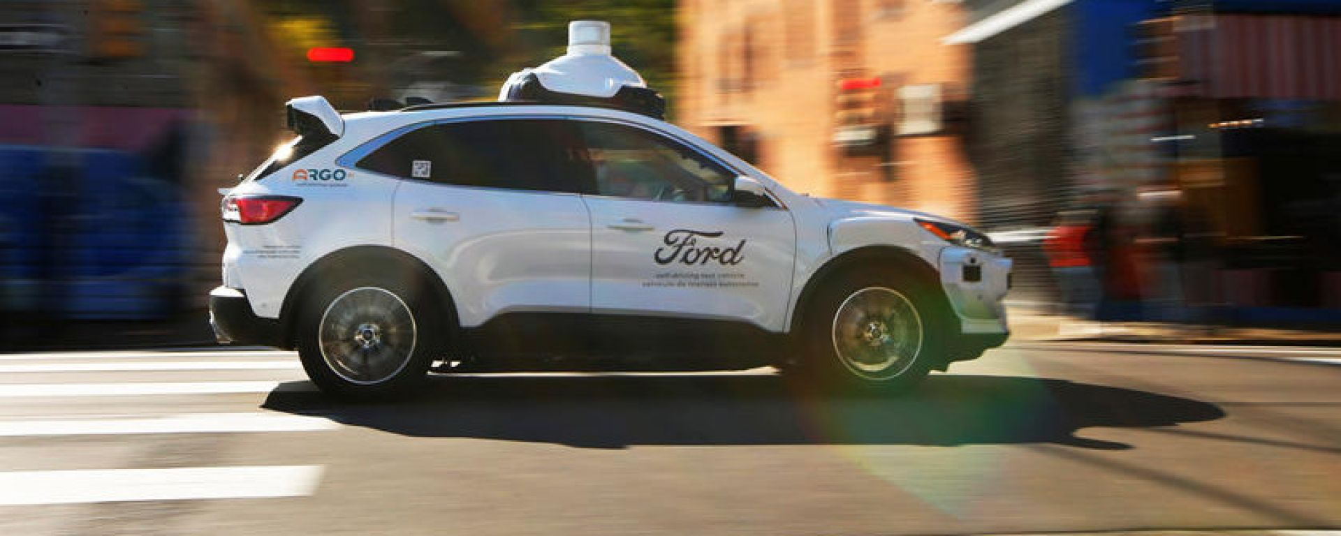 Alleanza Ford e VW guida autonoma: tra pochi anni non sarà un'utopia