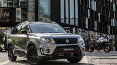 Allestimento ricco per la Suzuki Vitara Katana