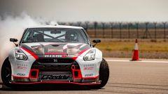 All'evento è stata presentata anche la nuova Nissan GT-R Nismo