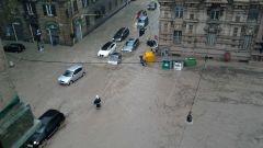 Alluvione a Genova: sul web le auto danneggiate - Immagine: 2