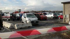 Alluvione a Genova: sul web le auto danneggiate - Immagine: 4