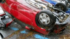 Alluvione a Genova: sul web le auto danneggiate - Immagine: 5