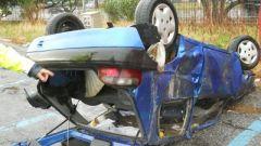 Alluvione a Genova: sul web le auto danneggiate - Immagine: 6