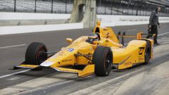 Alonso - 5° nelle qualifiche di Indianapolis, Indy Car 2017