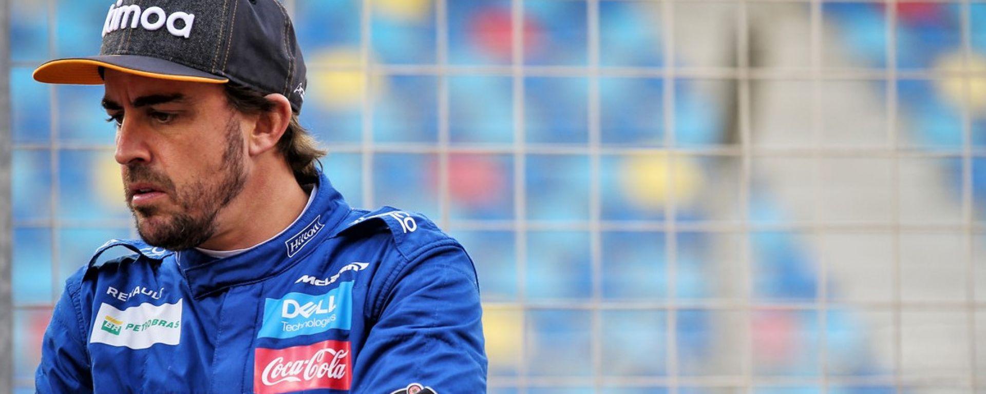 """Alonso: """"Correrò fin quando non troverò qualcuno più forte di me"""""""