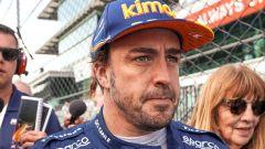 Alonso perplesso per non essere riuscito a qualificarsi. Oggi il Carb Day per il ripescaggio