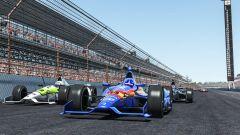 Alonso fa doppietta a Indianapolis (virtuale)