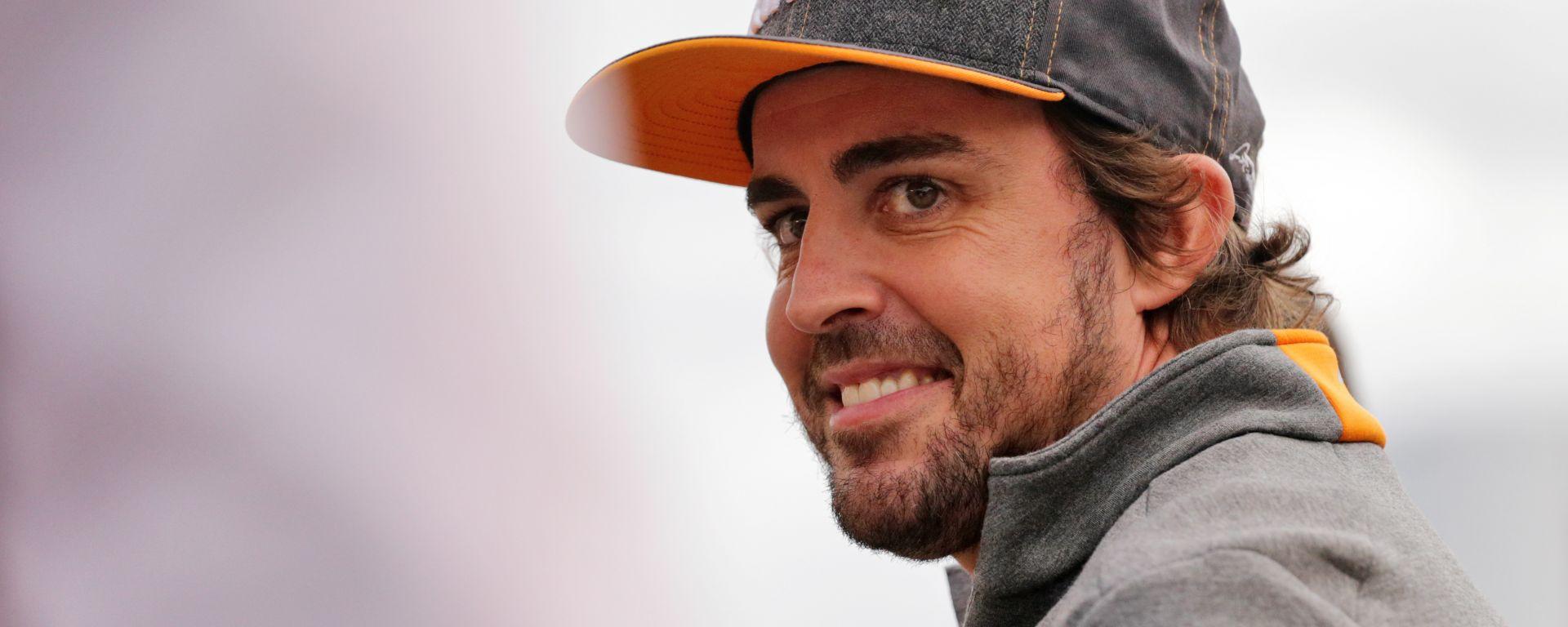 """Alonso, altro che sostituzione di Ricciardo: """"Correrò la 500 Miglia"""""""