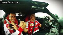 Alonso testa LaFerrari... piano piano - Immagine: 5