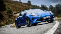 Alpine A110 Premiere Edition: vista 3/4 anteriore