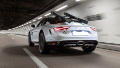 Alpine A110 SportsX un coupé Suv