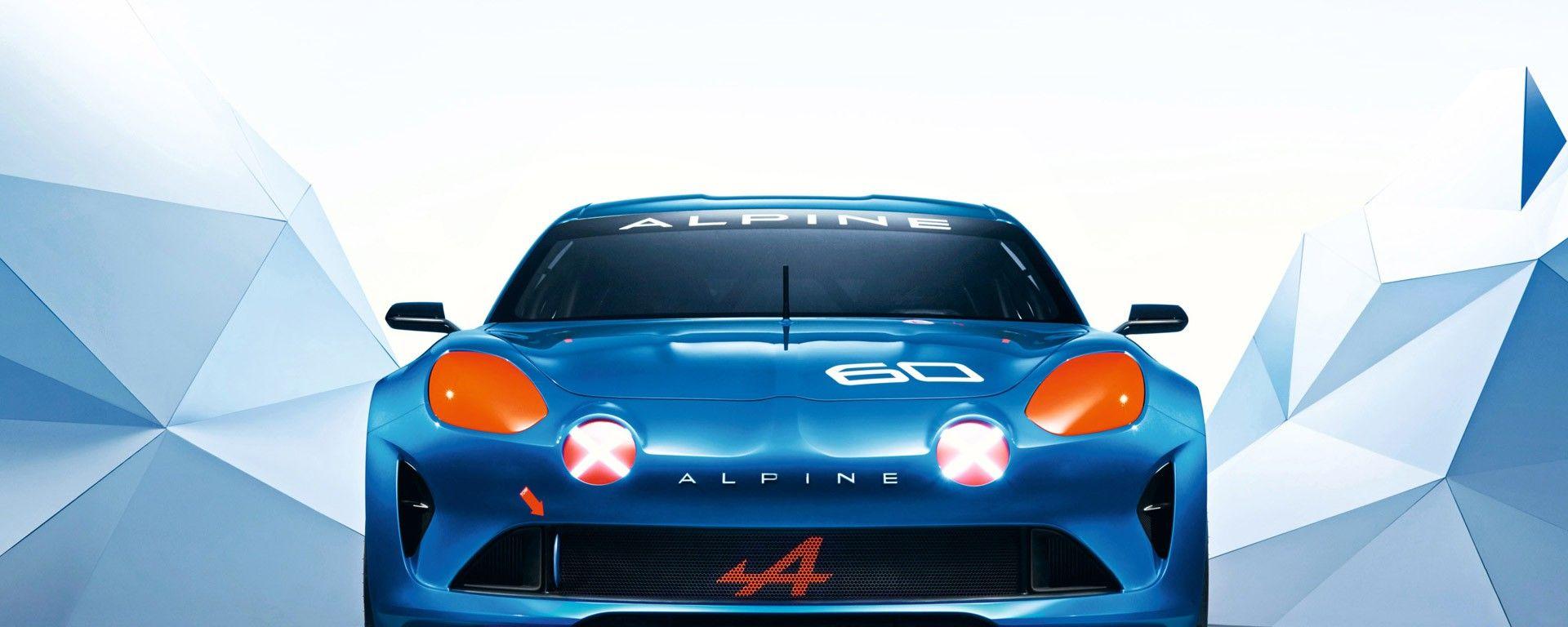 Alpine Célébration Concept
