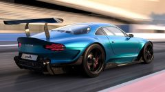 Alpine GTA by Arseny Kostromin: 3/4 posteriore
