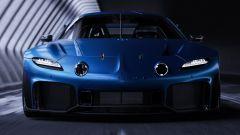 Alpine GTA by Arseny Kostromin: aggressività anche al buio