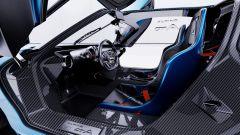 Alpine GTA by Arseny Kostromin: il posto di guida