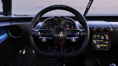 Alpine GTA by Arseny Kostromin: il volante