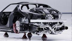 Alpine GTA by Arseny Kostromin: la meccanica