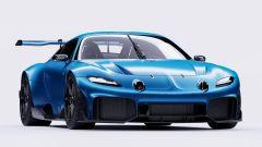 Alpine GTA: l'idea di un designer di Renault, Volkswagen e Koenigsegg
