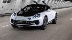 Alpine presenta A110 SportsX al FAI di Parigi