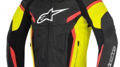 Alpinestars GP Plus R V2, nero-giallo-rosso