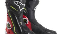 Alpinestars SMX Plus Black Red Vented