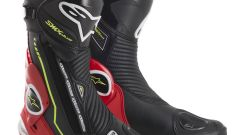 Alpinestars SMX Plus Black Red