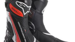 Alpinestars SMX Plus White Black Red