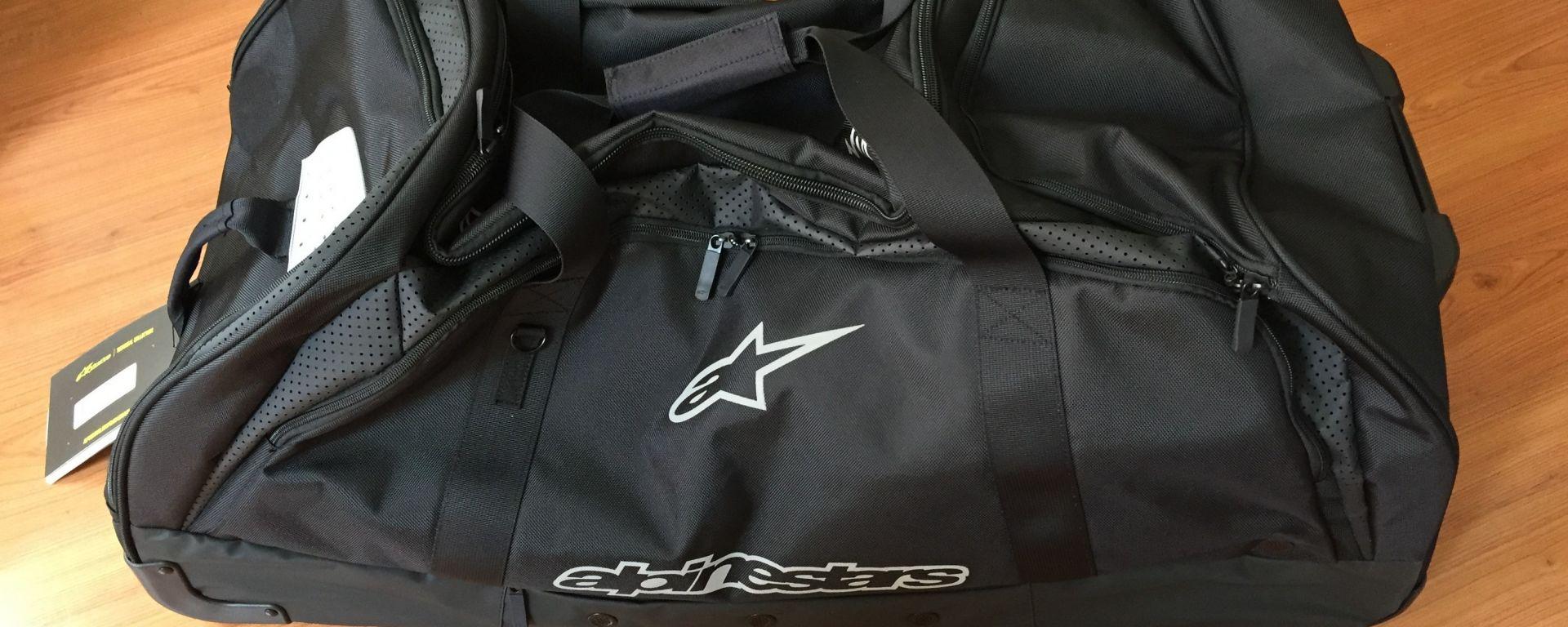 Alpinestars XL Transition Gear Bag: il borsone per grandi carichi