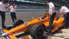 Altri test per Alonso in Indycar con la monoposto di Andretti - Immagine: 2