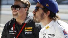 Altri test per Alonso in Indycar con la monoposto di Andretti - Immagine: 3