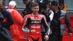 Alvaro Bautista impegnato nel mondiale Superbike 2019 con la Ducati del team Aruba.it