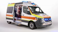 Ambulanza Mercedes Olmedo Sprinter 314